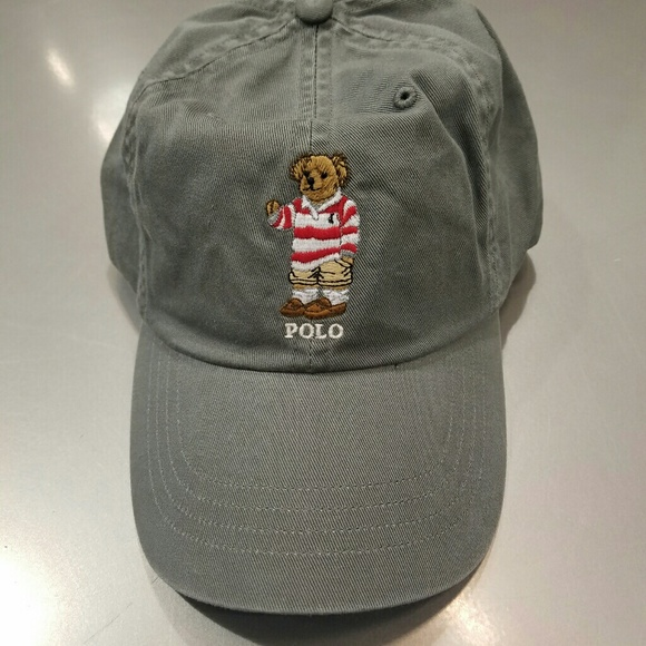 Polo Ralph Lauren Polo Bear baseball cap de040cd6410e